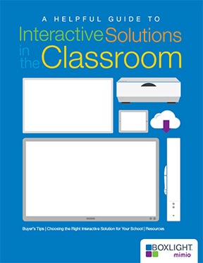A Guide to Whole Class Learning Solutions