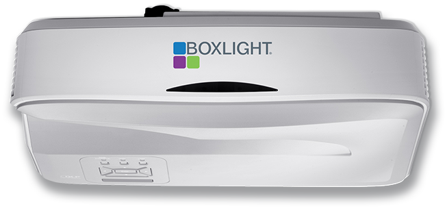 Boxlight P12 LTW Interactive Laser Touch Projector