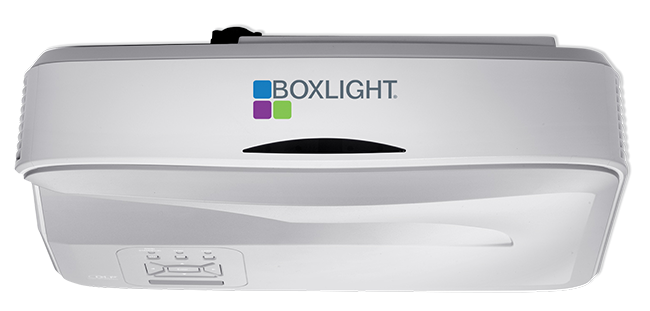 Proyector de tiro corto Boxlight N12 BNW