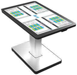 PROCOLOR TOUCH TABLE 470