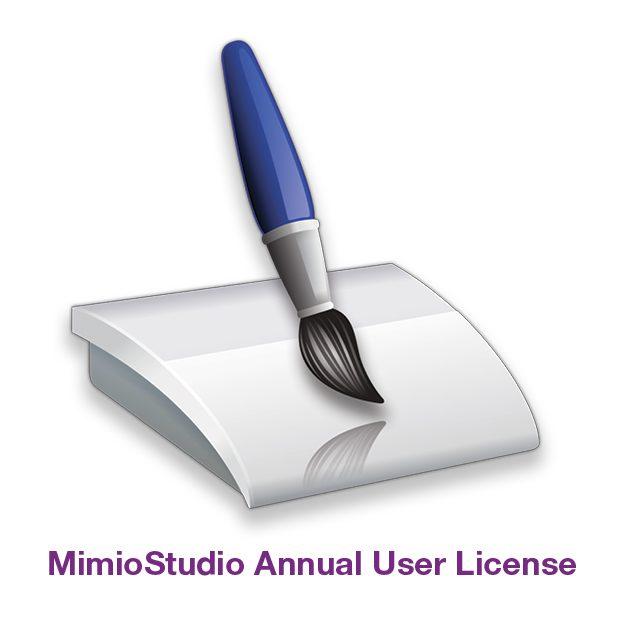 MimioStudio Annual Subscription Single User License