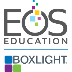 EOS Boxlight Professional Development Logo